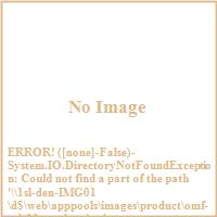 "OFM CCLT30SQ-MHGY Mahogany 30"" Round Chrome Base Cafe Table"