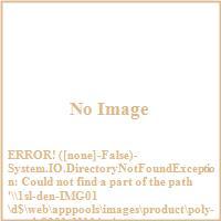 "Polywood 8301-11BL Textured Silver / Black MOD 36"" x 73"" ..."