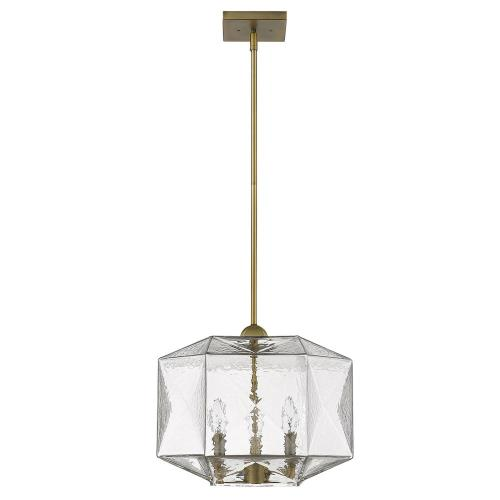 Acclaim Lighting IN21212BR Loft 3-Light Pendant