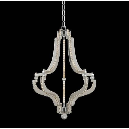 Allegri Lighting 030551-010-FR001 Cambria - 21 Inch 82W LED Pendant