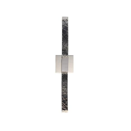 Allegri Lighting 034820-0 Athena - 26 Inch 8W 2 LED Wall Sconce