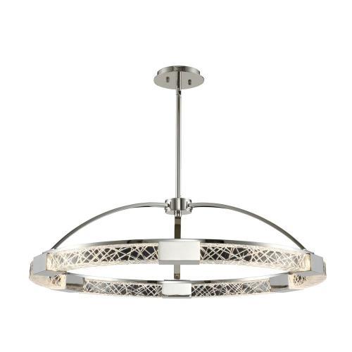 Allegri Lighting 034851-0 Athena - 32 Inch 48W LED Pendant