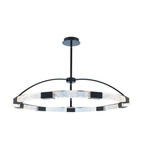 Allegri Lighting 034852-0 Athena - 43 Inch 72W 1 LED Pendant