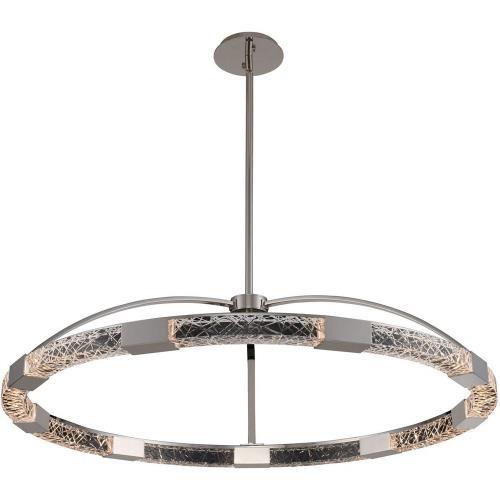 Allegri Lighting 034852 Athena - 43 Inch 72W 18 LED Pendant