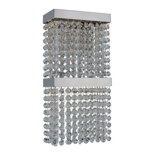 Allegri Lighting 036221-010-FR001 Cortina - 16 Inch 12W LED Wall Sconce