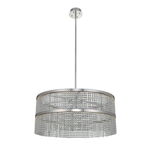 Allegri Lighting 036257-010-FR001 Cortina - 34 Inch 75W LED Pendant