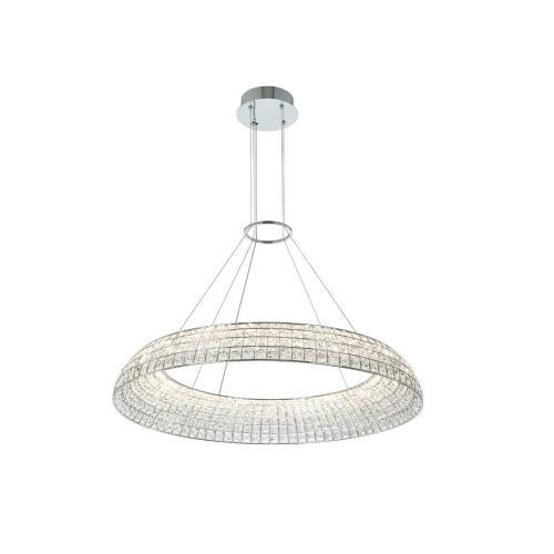 Allegri Lighting 037557-010-FR001 Nuvole - 36 Inch 65W LED Pendant