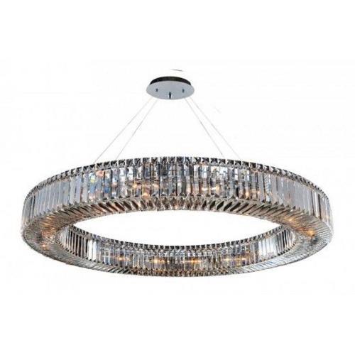 Allegri Lighting 11706-010-FR001 Rondelle - Eighteen Light Pendant