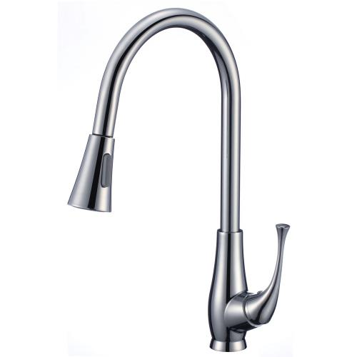 American Imaginations AI-16747 4 Inch 1 Hole Kitchen Faucet