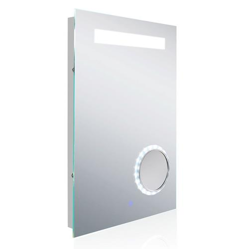 American Imaginations AI-28695 18 Inch Wall Mount LED Rectangle Backlit Mirror