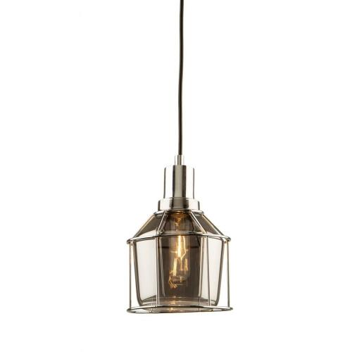 Artcraft Lighting AC10290 Fifth Avenue-1 Light Pendant in Contemporary Style-6 Inches Wide by 10 Inches High
