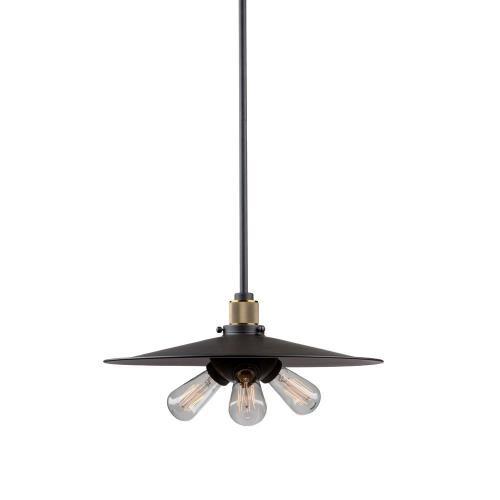 Artcraft Lighting AC10591 Jersey - Three Light Pendant