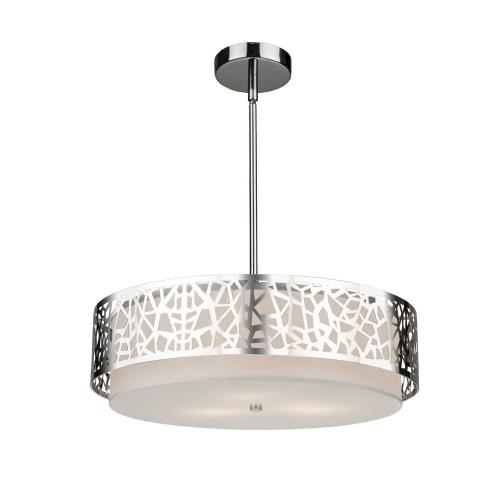 Artcraft Lighting AC11062 Bayview - 16 Inch Three Light Pendant