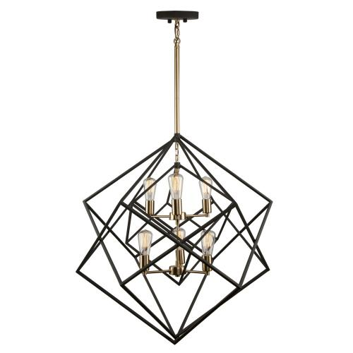 Artcraft Lighting AC11116 Artistry - 6 Light Chandelier