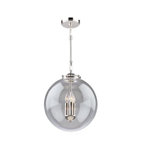 Artcraft Lighting AC11286 Alexandria - Three Light Pendant