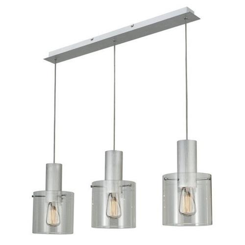 Artcraft Lighting AC11522 Henley - 39.5 Inch Three Light Pendant
