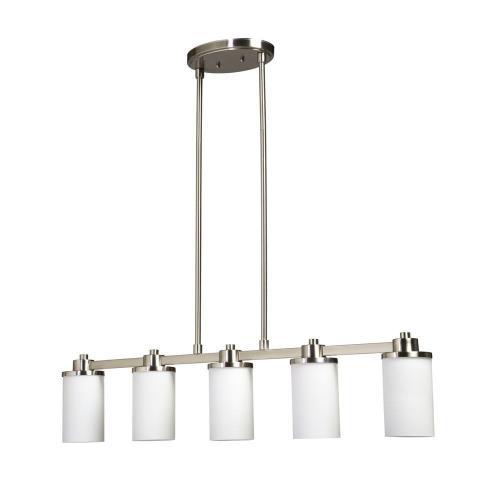 Artcraft Lighting AC1306PN Parkdale - Five Light Island