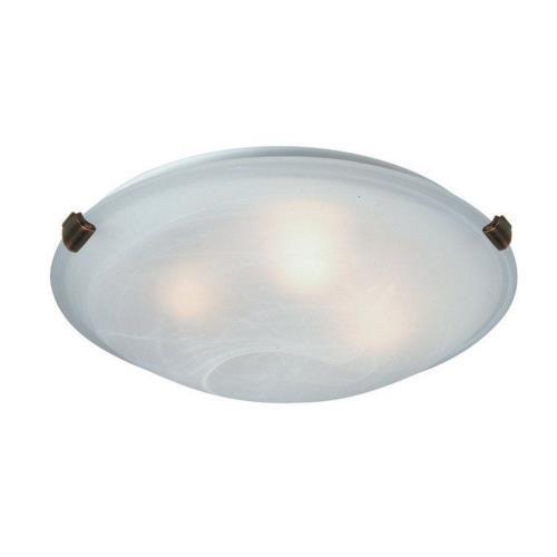Artcraft Lighting AC2353 Clip Flush - 4 Light Flush Mount