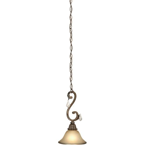 Artcraft Lighting AC6591 Florence - One Light Pendant