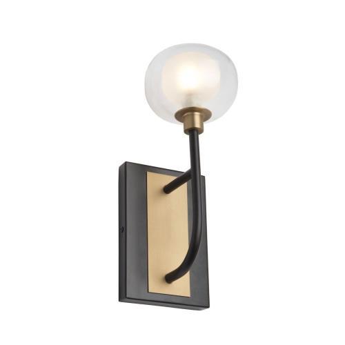 Artcraft Lighting AC7001 Grappolo - 7.5 Inch 4W 1 LED Wall Mount