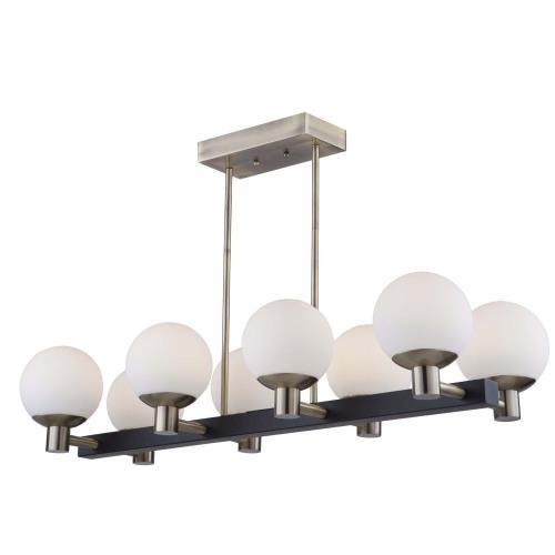 Artcraft Lighting AC7098 Tilbury - 38 Inch 64W 8 LED Island