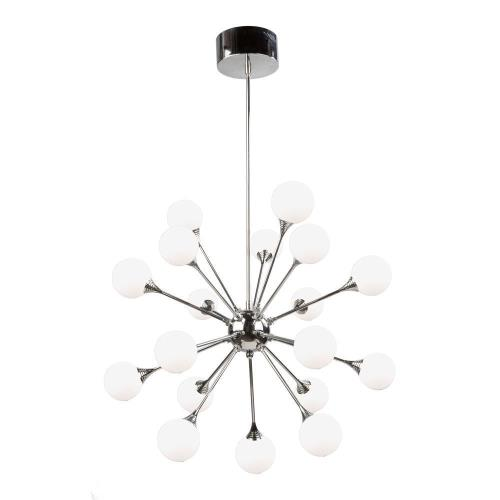 Artcraft Lighting AC7568 Luna - 28 Inch 86.4W 18 LED Chandelier