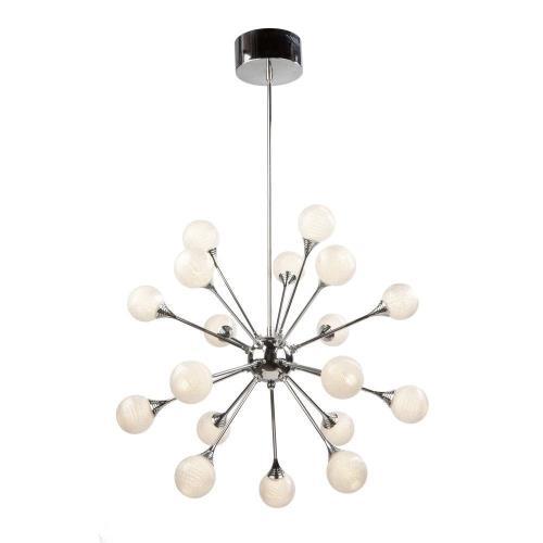 Artcraft Lighting AC7578 Odyssey - 28 Inch 86.4W 18 LED Chandelier