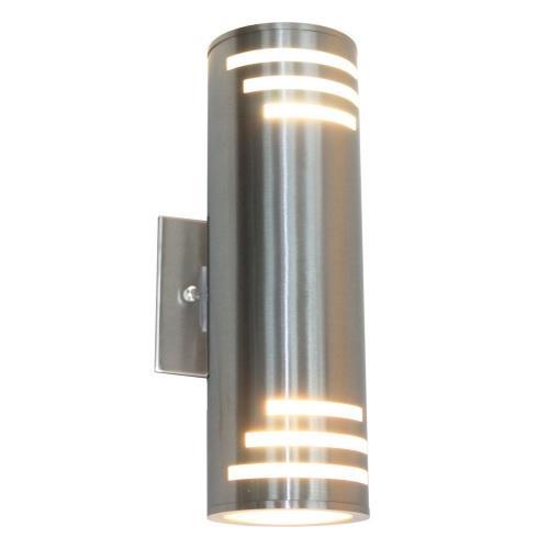 Artcraft Lighting AC8005SS Nuevo - 2 Light Outdoor Wall Mount
