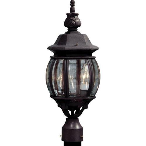 Artcraft Lighting AC8363 Classico - 3 Light Outdoor Post Mount