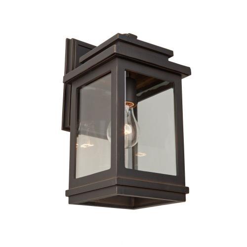 Artcraft Lighting AC8390 Freemont - 1 Light Outdoor Wall Mount