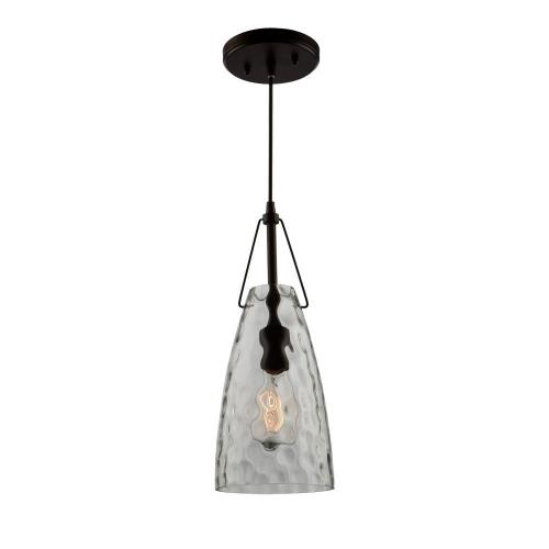 Artcraft Lighting CL15062 Artisan - 14 Inch One Light Pendant
