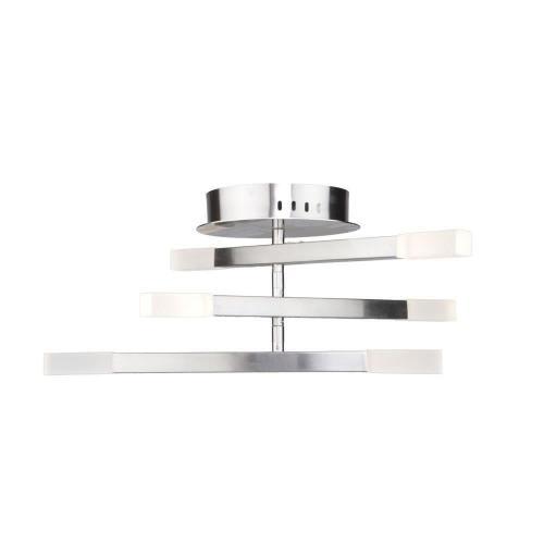 Artcraft Lighting SC13097 Twig - 24 Inch 18W 6 LED Flush Mount