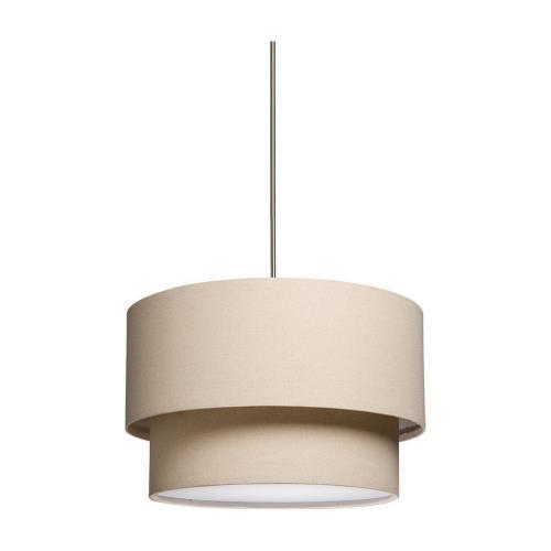 Artcraft Lighting SC522OM Mercer Street - Three Light Chandelier