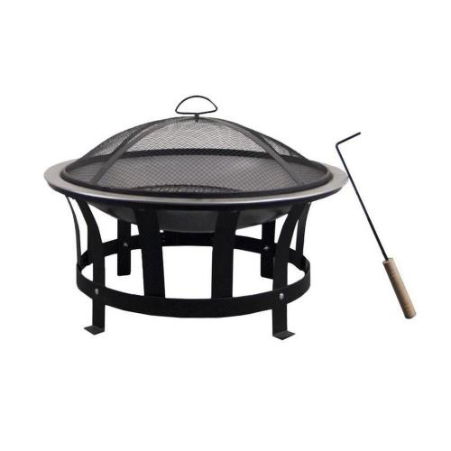 "Astella FP100 Astella - 24"" Round Fire Pit"