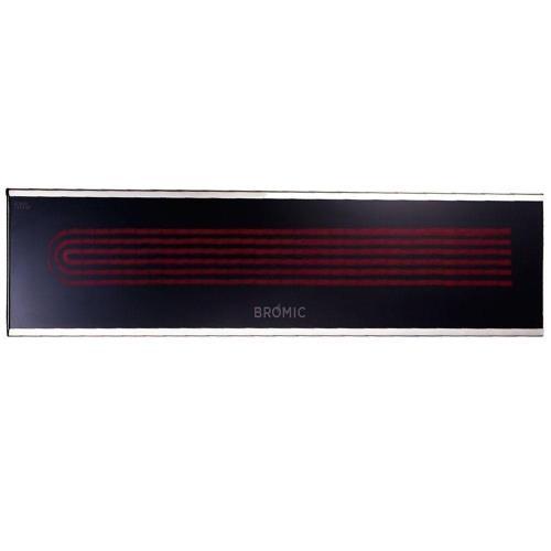 Bromic Heating BH0320003 Platinum Smart-Heat - 33 Inch 2300W Electric Outdoor Patio Heater