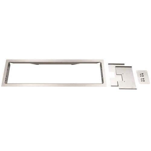 Bromic Heating BH3130027-316 Accessory - Marine Grade Ceiling Recessed Kit For 3400W Platinum Heater