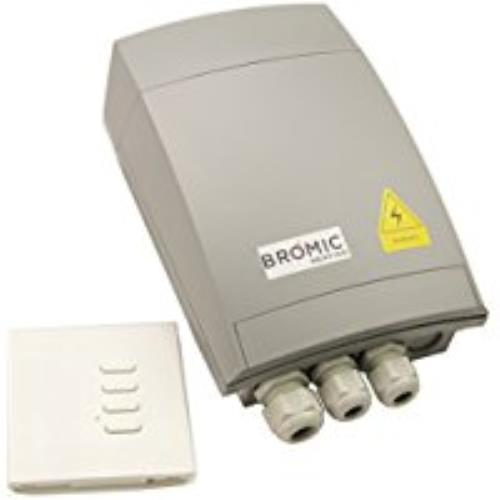 Bromic Heating BH3130010 On/Off Switch for Smart-Heat Electric and Gas Heaters with Wireless Remote