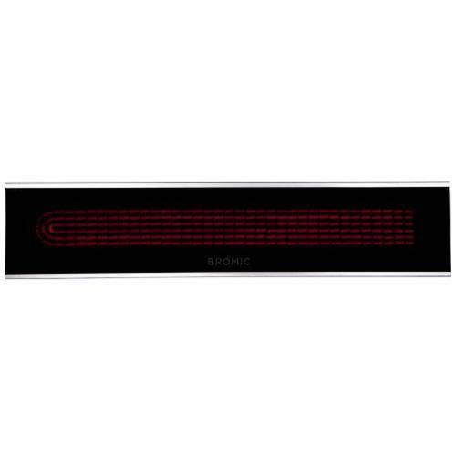 Bromic Heating BH032MG-2300 Platinum Smart-Heat Electric Marine Grade 2300W Outdoor Patio Heater