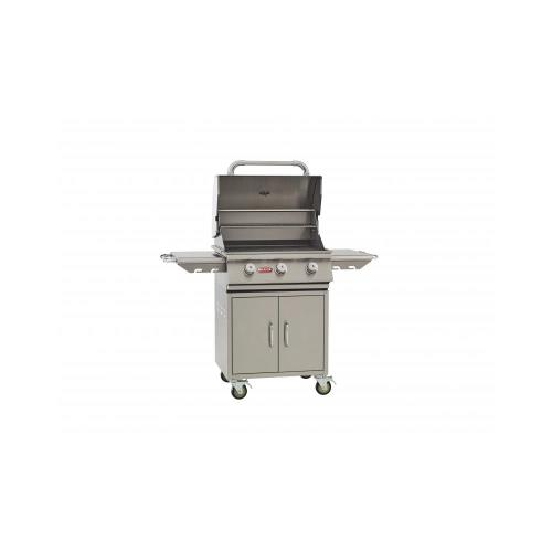 "Bull 6910 Steer - 24"" Gas Grill On Cart"