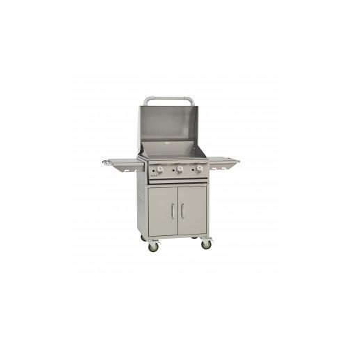 "Bull 7300 Griddle Head 24"" Commercial Style Grill On Cart"