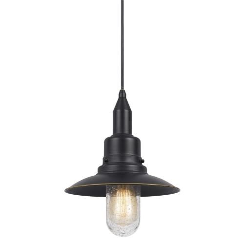 Cal Lighting UP-1114-6 Paterson - One Light Pendant