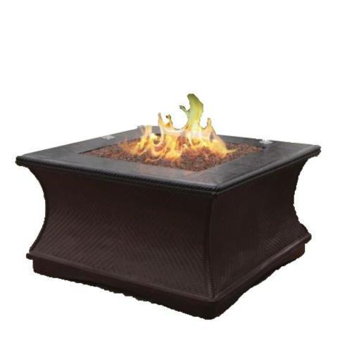 California Outdoor Concepts 7110 Monterey - Chat Height Outdoor Fireplace