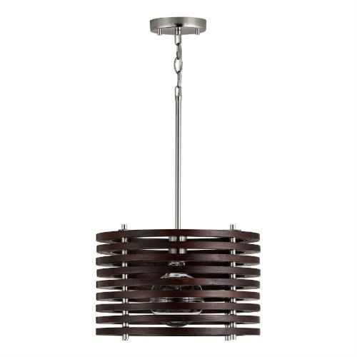 Capital Lighting 339911 Dalton - Pendant 1 Light - in Modern style - 15 high by 10 wide