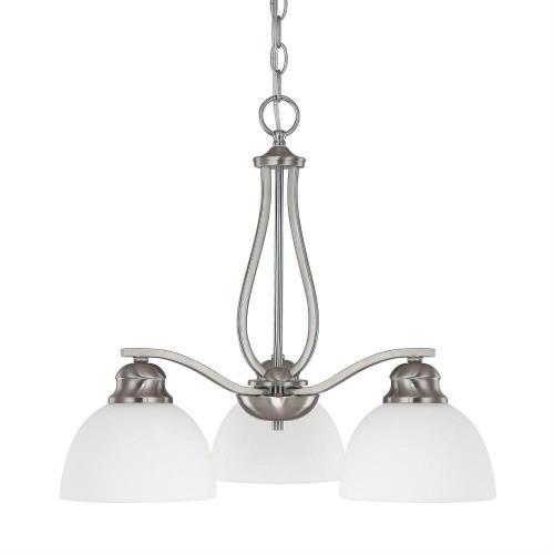 Capital Lighting 4034 Stanton - 3 Light Chandelier