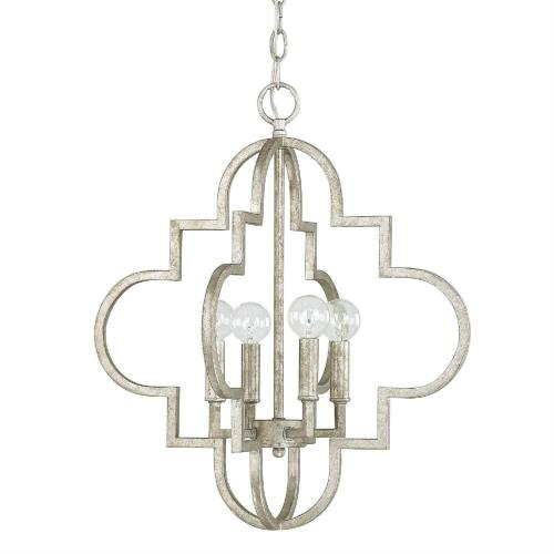 Capital Lighting 4541 Ellis - 20.25 Inch 4 Light Pendant - in Transitional style - 18 high by 20.25 wide