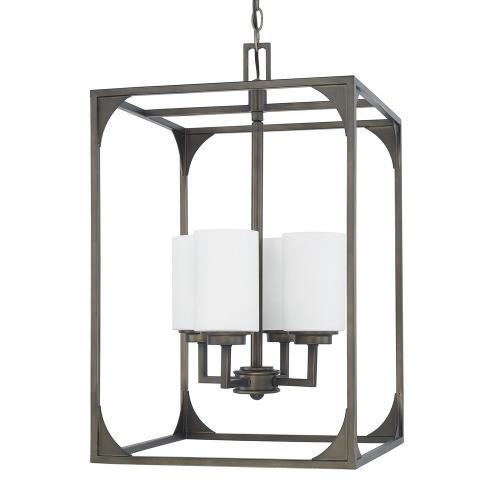 Capital Lighting 511041GM-316 Flynn - Four Light Foyer
