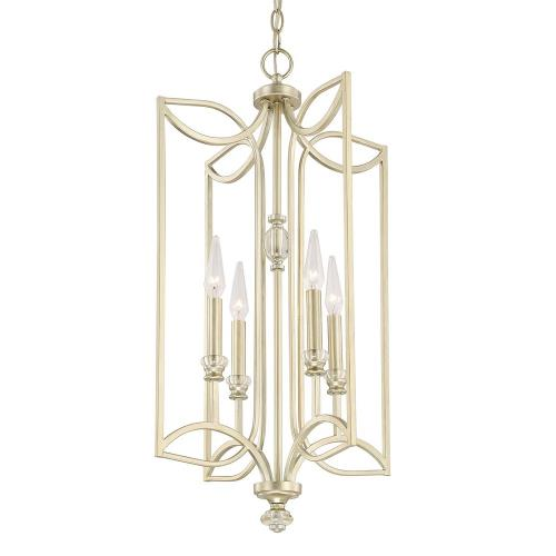 Capital Lighting 513841SF Windsor - Four Light Pendant
