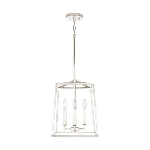 Capital Lighting 537641 Thea - 12 Inch 4 Light Foyer - in Transitional style - 12 high by 15 wide