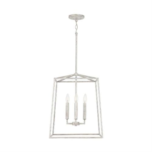 Capital Lighting 537642 Thea - 16 Inch 4 Light Foyer - in Transitional style - 16 high by 20 wide