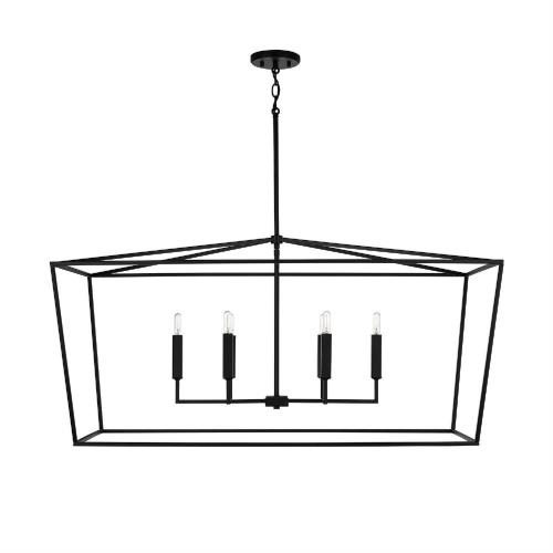 Capital Lighting 837661 Thea - 6 Light Island - in Transitional style - 42 high by 20.5 wide